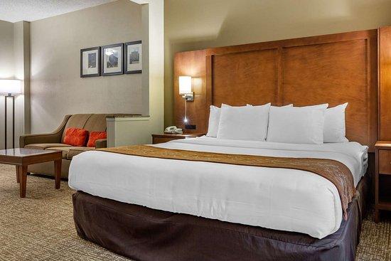 Comfort Suites Raleigh Walnut Creek