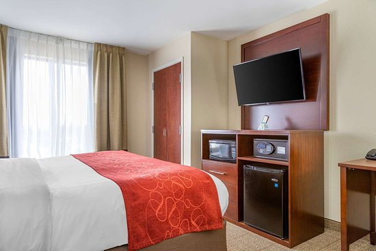 Comfort Suites Gateway: Guest room