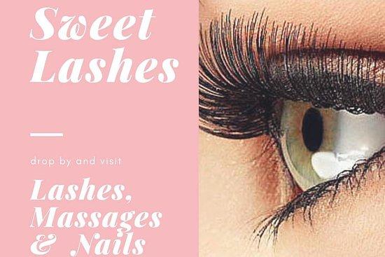 Sweet lashes
