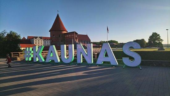 Old Town Kaunas: kaunas and castle
