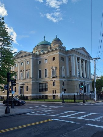 Annunciation Greek Orthodox Cathedral of New England