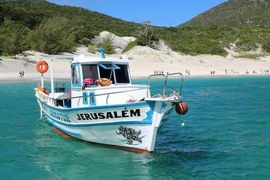 Barco Jerusalém