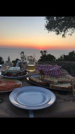 Kaminarata, Hellas: Traditional dishes