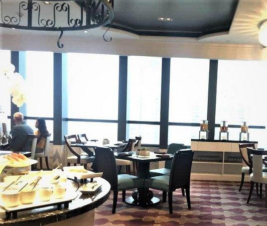 Club Lounge Area Brkfst