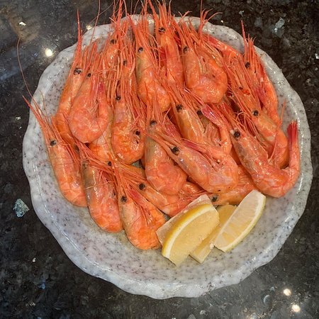 Crab Factory - Seafood Bar & Market: North shrimp