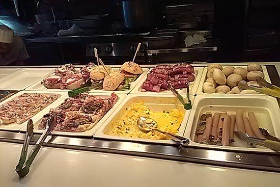 Hot Meal Picture Of Kuchnia Marche Warsaw Tripadvisor