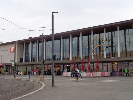 Wuerzburg Hauptbahnhof