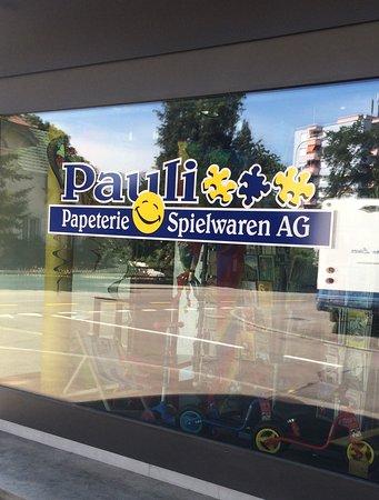 Pauli Papeterie + Spielwaren AG