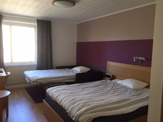Hindas, Sverige: Hindåsgården- twin room