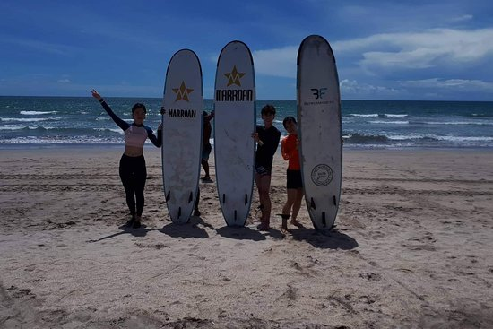 Marroan Surfing Academy