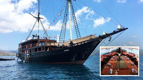 Serangan, อินโดนีเซีย: Our Boat Aliikai