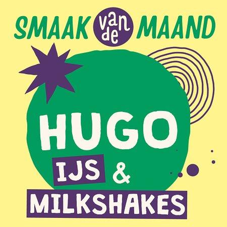Frezzo: De hele maand Juli hebben wij de heerlijk verfrissende smaak van HUGO in de vitrine!