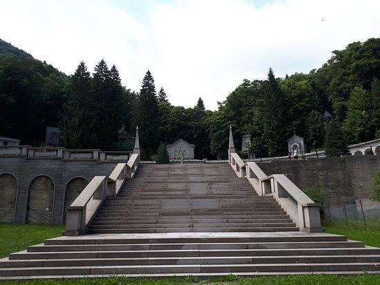 Cimitero monumentale di Oropa