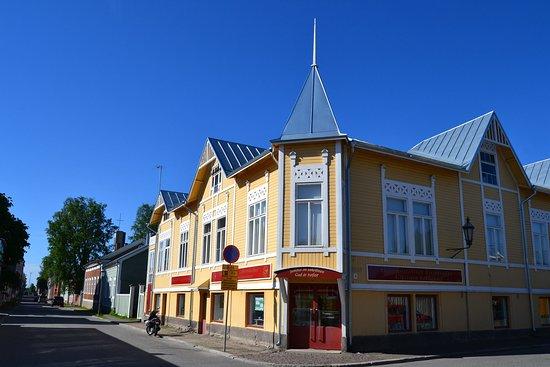 Kokkola, Finska: Pakkahuoneenkatu 9