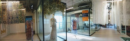 Lucy's Dream Fashion and Art Exhibition Center: The site's view