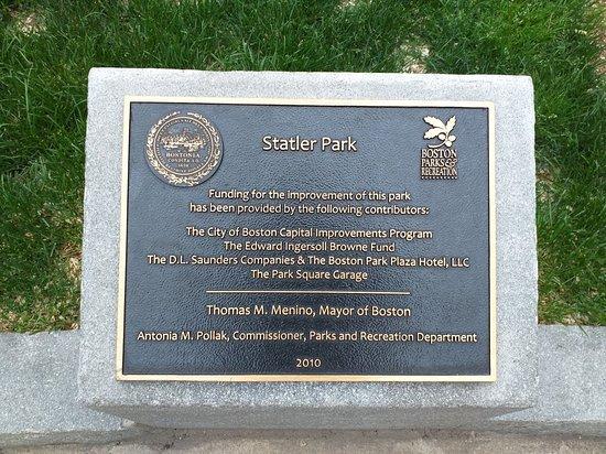 Statler Park