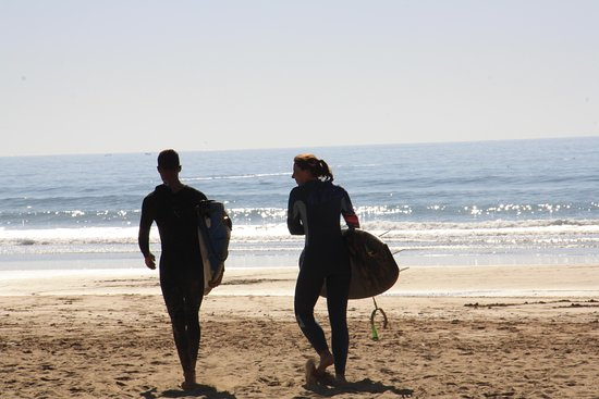 SantaCruz Surf Maroc