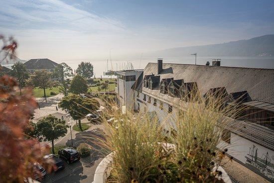 Sehr Schones Hotel Am Bodensee Mit Beheiztem Aussenpool Seehotel