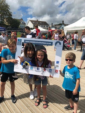 Saundersfoot Harbour Festival 2019