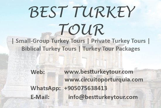 Best Turkey Tour