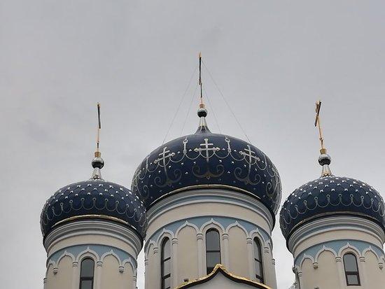 Svyatogo Pravednogo Voina Feodora Ushakova Church