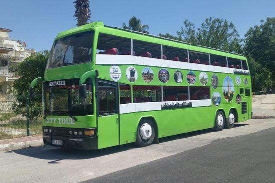 Cabrio Bus Antalya