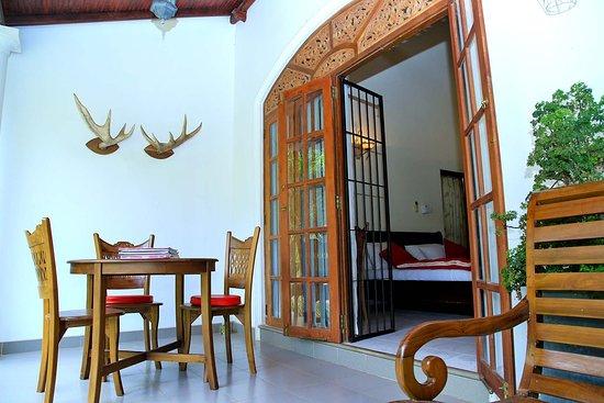 Madampe, Sri Lanka: the villa thalkatuwa