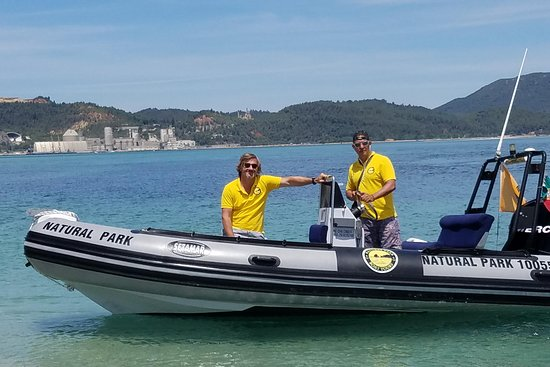 Natural Park Boat Tours