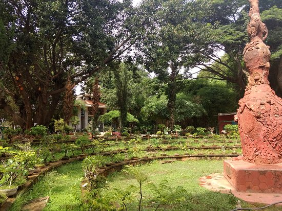 Bangalore - Full Day Private Tour: Bambu Garden at Lalbagh Park