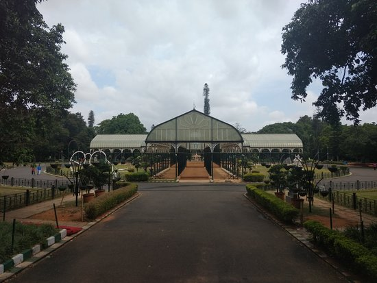 Bangalore - Full Day Private Tour: Glass House at Lalbagh Park