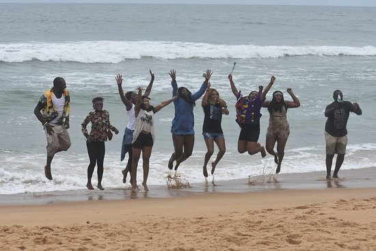 Gberefu Island (Point of No Return)