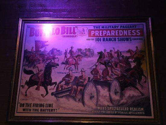 Buffalo Bill's Wild West Show with Mickey & Friends صورة فوتوغرافية