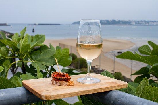 Egiategia: Vins & Pintxos - Visite sur réservation.