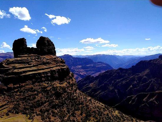 Cuscon alue, Peru: Waqrapukara  Mágico Espectacular  Increíble en unos años será más visitado que el macchu Pichu