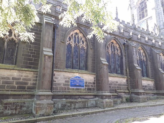 St Thomas the Apostle Heptonstall