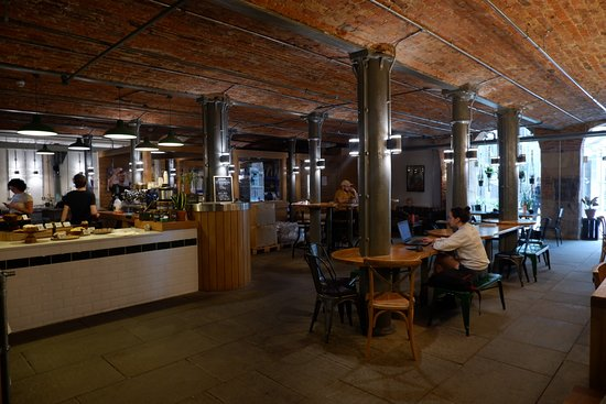 Ancoats Coffee Co Manchester Restaurant Reviews Photos