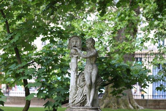 La Statue Bocca de la Verita