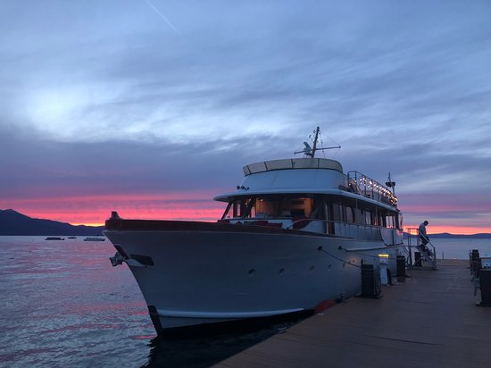 Tahoe Cruises: The Safari Rose