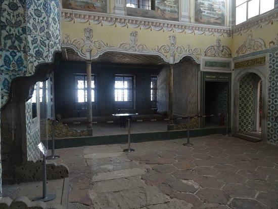 Topkapi Palace: harem