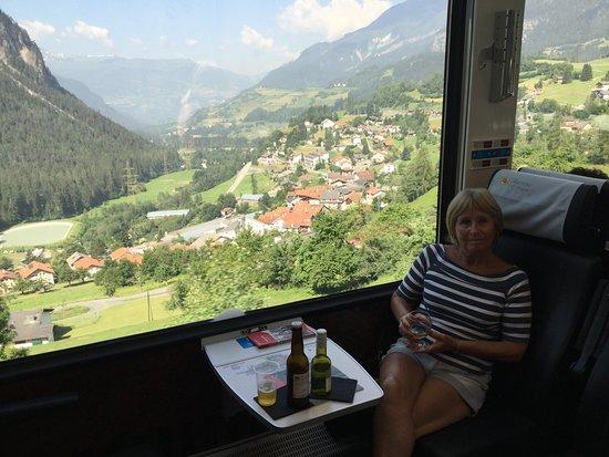 האלפים השוויצרים, שוויץ: Love it