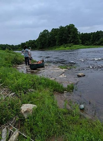 St. Lawrence County, NY: Grasse River float