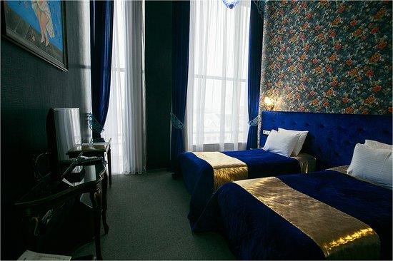 Foto de Lybid Plaza Hotel, Khmelnytskyi: Фитнес центр на территории отеля - Tripadvisor