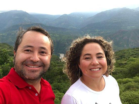 Guane, Kolumbia: Resistencia al tiempo