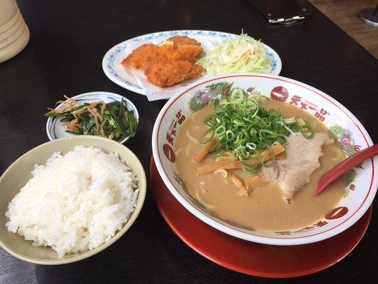 天下一品 岐阜薮田店>