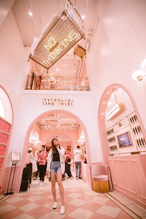 Stylenanda Pink Hotel Flagship Store (Seoul) , 2019 All You