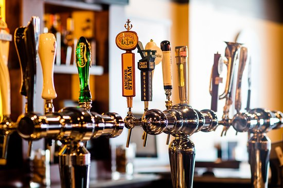 22 Import and Craft Beers on tap