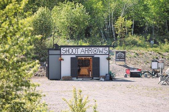 Highland Bow & Arrow