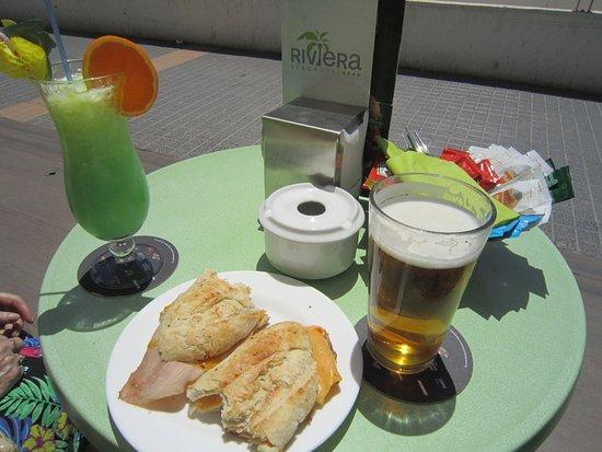 ريفيرا بيتشهوتل: Riviera Beachotel 