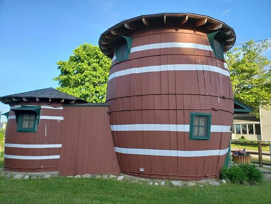 Pickle Barrel House Museum