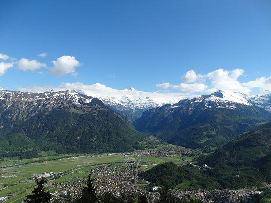Harder Kulm - Top of Interlaken - Ticket: Interlaken (ou INTER-LAGOS rs)